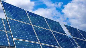 багатошарова сонячна батарея