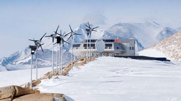 ВДЕ в Антарктиці