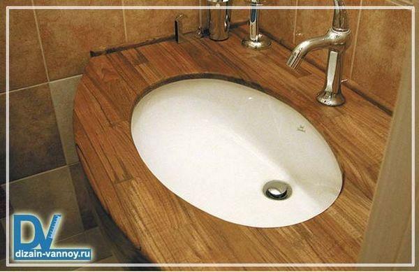 підставка під раковину у ванну
