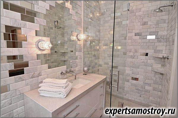 Вибір плитки для ванної кімнати - 1