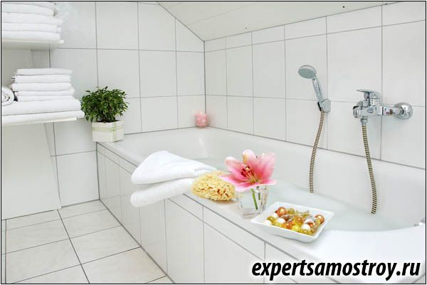 Вибір плитки для ванної кімнати - 2