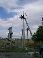 Захист сільських електронних мереж напруга 0,38 кВ